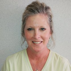 Kim Irwin, Office Manager