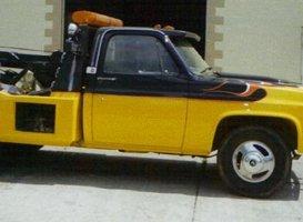 Custom Painting - Eaton, OH - Renewed Image LLC - yellow truck