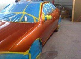 Custom Painting - Eaton, OH - Renewed Image LLC - custom paint
