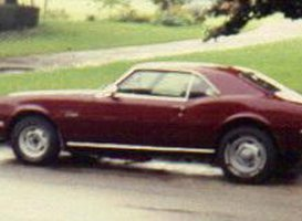 Custom Painting - Eaton, OH - Renewed Image LLC - red car