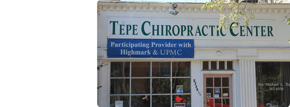 Contact | Pittsburgh, PA | Tepe Chiropractic Center | 412-363-6556