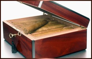 Humidors | Wichita Falls, TX | G & R Premium Cigars | 940-613-0131
