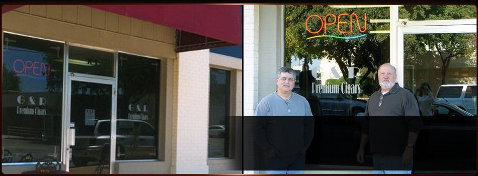 Cigar shop | Wichita Falls, TX | G & R Premium Cigars | 940-613-0131