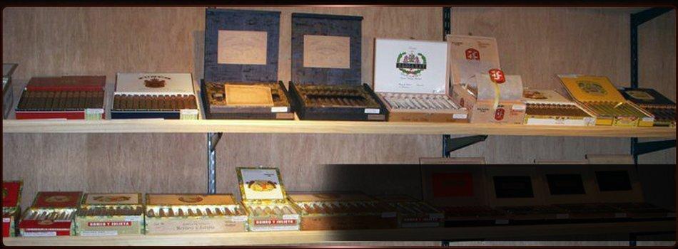 Cigar Humidors | Wichita Falls, TX | G & R Premium Cigars | 940-613-0131