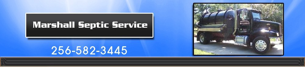 Septic Service Albertville, AL - Marshall Septic Service