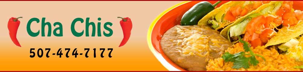 Mexican Grill Winona MN Cha Chis
