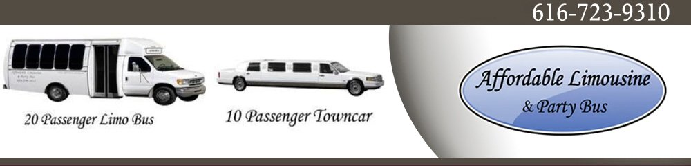 Limousine Kalamazoo, MI - Affordable Limousine & Party Bus