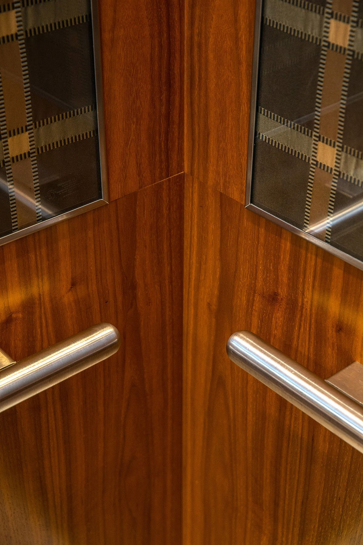 Elevator handles