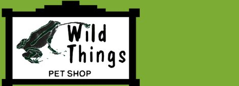 Pet Shop | New York Mills, NY | Wild Things Pet Shop | 315-768-6465