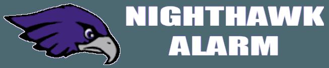 Nighthawk Alarm - Logo