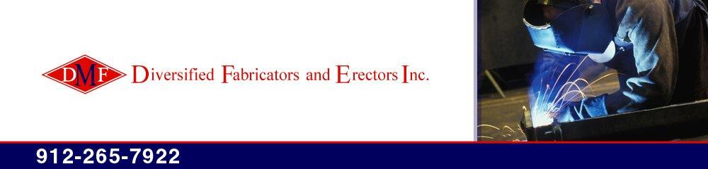 Brunswick Ga Diversified Fabricators Amp Erectors Inc