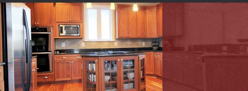 Custom Kitchen Cabinets | Fremont, NE | Granite & Marble Interiors Of Fremont | 402-727-9696