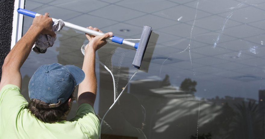 Window cleaning sevices