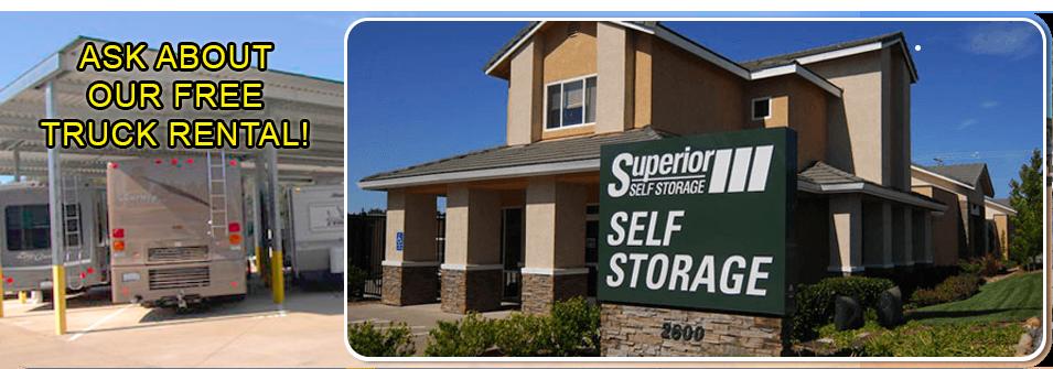 Genial Commercial Storage | Cameron Park, CA | A Superior Self Storage | 530 676