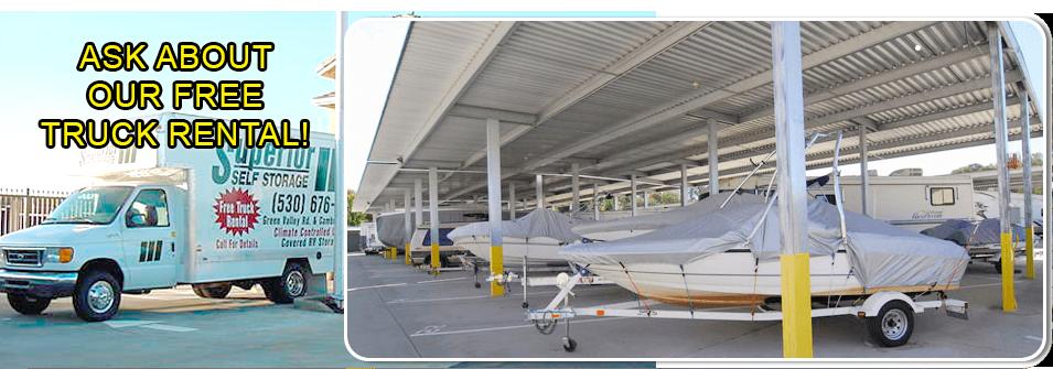 Delicieux Commercial Storage | Cameron Park, CA | A Superior Self Storage | 530 676