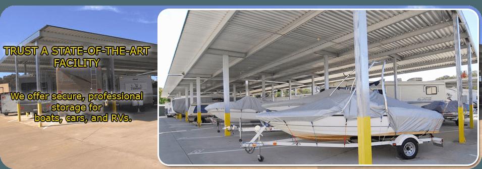 Jet ski storage | Cameron Park, CA | a Superior Self Storage | 530-676-9100