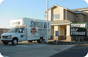 Personal storage | Cameron Park, CA | a Superior Self Storage | 530-676-9100
