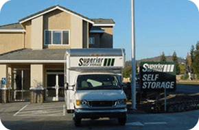Storage services | Cameron Park, CA | a Superior Self Storage | 530-676-9100