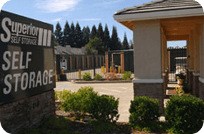Commercial storage | Cameron Park, CA | a Superior Self Storage | 530-676-9100