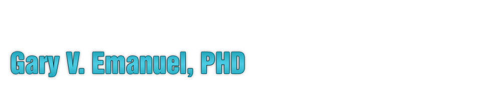 Psychologist - Bethesda, MD - Gary V. Emanuel, PHD