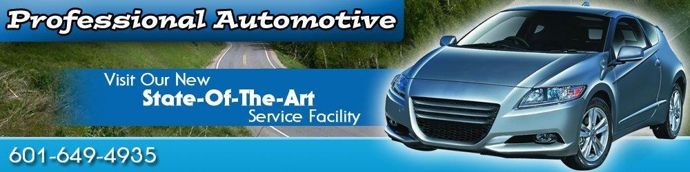 Auto Repair Laurel, MS - Professional Automotive
