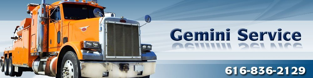 Truck Repair Zeeland, MI - Gemini Service