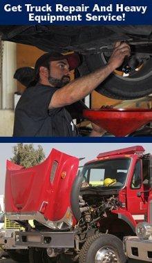 Truck Repair - Zeeland, MI  - Gemini Service
