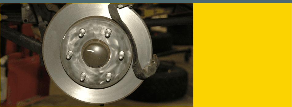 Truck brake