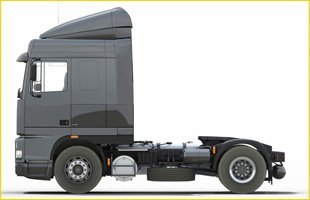 Truck sideview