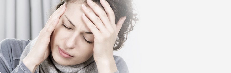 Headache allergy