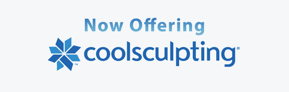 Now Offering Coolsculpting
