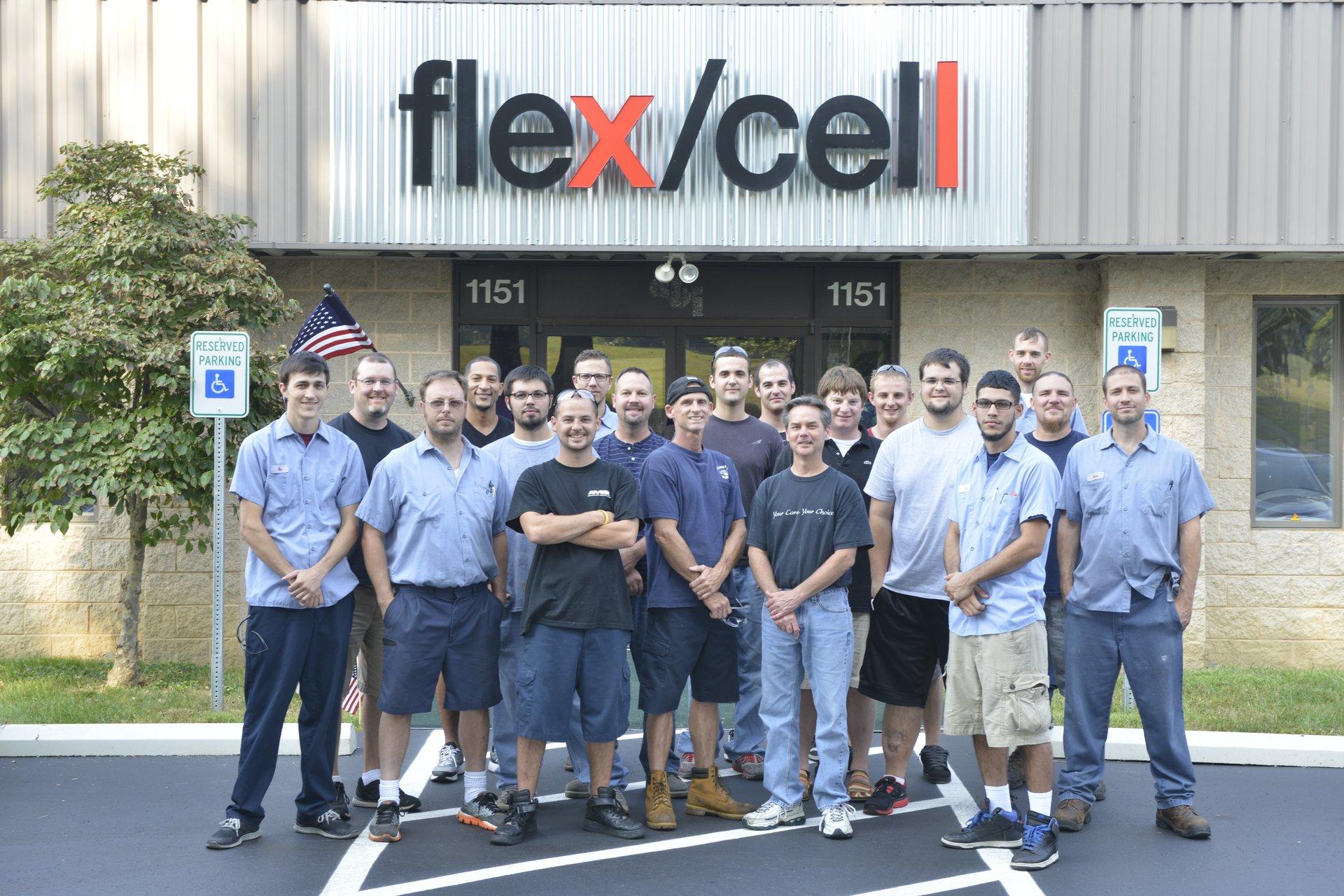Flex-Cell office