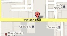 Houston Driver Improvement Clinic - 1832 Watson Blvd., Warner Robins, GA 31093