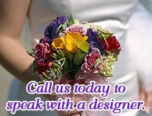 Wedding Bouquets - Great Falls, MT - Electric City Conservatory - Bridal Bouquets - Call us today to speak with a designer.