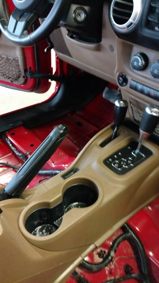 Auto Detailing Work