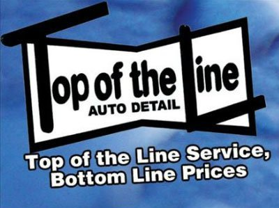 Top Of The Line Auto Detail - Logo