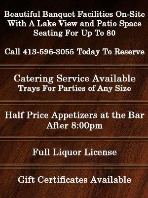 Abruzzo Restaurant - Restaurant and Bar - Wilbraham, MA