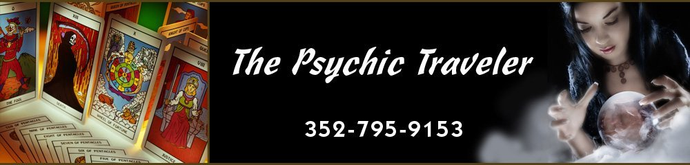 Psychic - Crystal River, FL  - The Psychic Traveler