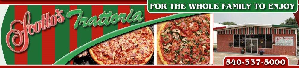 Italian Restaurant - Stuarts Draft, VA - Scotto's Trattoria