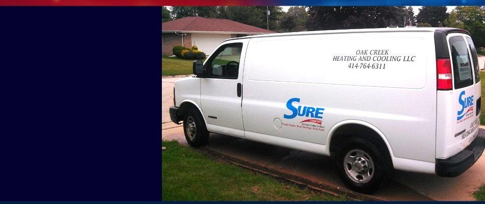 heating contractor | Oak Creek, WI . | Oak Creek Heating & Cooling | 414-764-6311