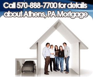 home loan - Athens, PA - Athens Abstract - House and Family - Call 570-888-7700 for details  about Athens, PA Mortgage