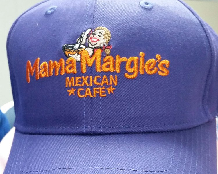 embroidery cap Mama Margies