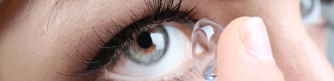 contact near eye