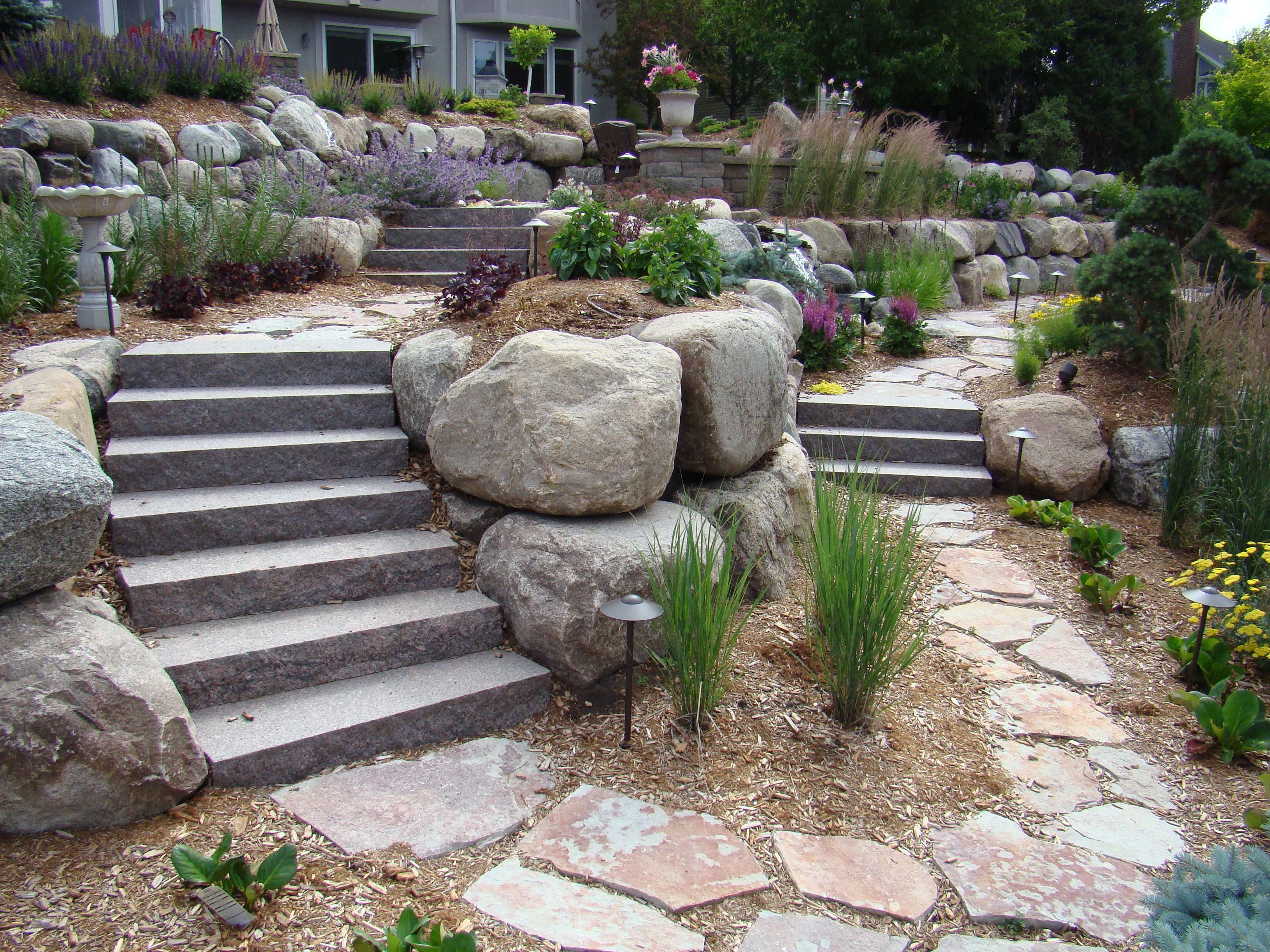 Granite Steps Chilton Steppers