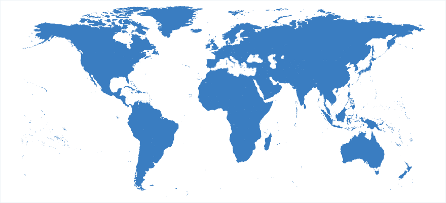 Pulse4Life, Inc. service area map