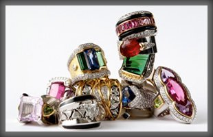 Rings | Pittsburgh, PA | Pittsburgh Coin & Jewelry Exchange | 412-281-1336