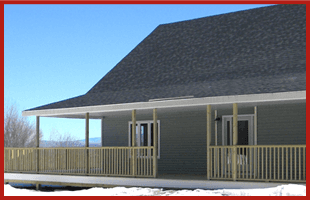 Siding Installation | Bristol, VT | Beagle Builders | 802-453-4340
