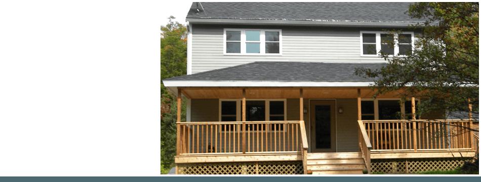 Door Installation | Bristol, VT | Beagle Builders | 802-453-4340
