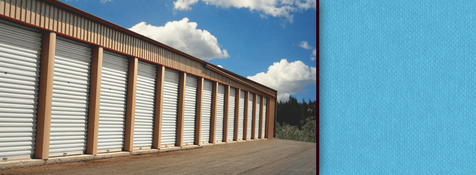A highly secured storage facility