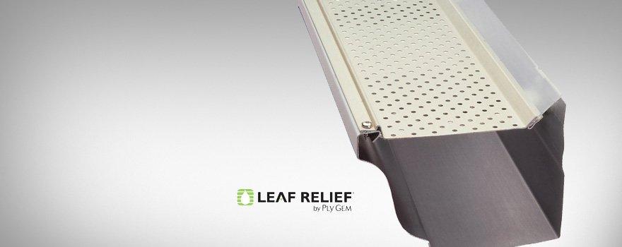 Leaf Guard Gutter Protection System Eagle River Wi